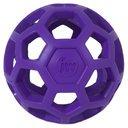 HOL-EE Roller Lochball für Hunde Small, 7,5 cm