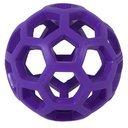 HOL-EE Roller Lochball für Hunde Large, 14 cm