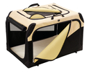 Hunter Hundebox Transportbox faltbar M: 76 x 51 x 48 cm