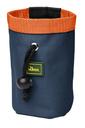 Leckerlibeutel Bugrino Basic 14 x 8 x 8 cm, blau/orange
