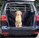 Kofferraumdecke für Hunde mit Wandverkleidung 230 x 170 x 60 cm