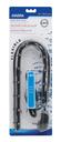 Marina Flexibler LED-Luftvorhang blau 53,34 cm