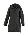 Owney Outdoor Mantel für Damen Ilu M, schwarz