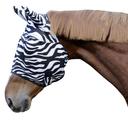 Covalliero Fliegenschutzmaske Zebra Gr. Pony