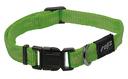 Rogz Alpinist Hundehalsband Kilimanjaro Gr. S: Halsumfang 20 - 31 cm, lime