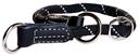 Rogz Rope Tau Halsband Obedience Größe S: Halsumfang 30 - 35 cm, schwarz