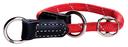 Rogz Rope Tau Halsband Obedience Größe S: Halsumfang 30 - 35 cm, rot