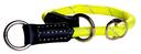 Rogz Rope Tau Halsband Obedience Größe S: Halsumfang 30 - 35 cm, gelb