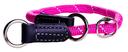 Rogz Rope Tau Halsband Obedience Größe S: Halsumfang 30 - 35 cm, pink