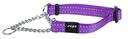Rogz Utility Obedience Hundehalsband Snake Gr. M: Halsumfang 26 - 40 cm, lila