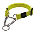 Rogz Utility Obedience Hundehalsband Snake Gr. M: Halsumfang 26 - 40 cm, gelb