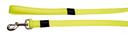 Rogz Utility Hundeleine S: Nitelife - gelb - 1,80 m