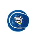 Rogz Molecules Tennisball für Hunde blue - L