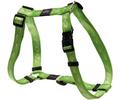 Rogz Alpinist H-Geschirr für Hunde Kilimanjaro Gr. S: Halsumfang 20 - 24 cm, Brustumfang 23 - 37 cm, lime