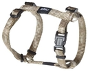 Rogz Alpinist H-Geschirr für Hunde Kilimanjaro Gr. S: Halsumfang 20 - 24 cm, Brustumfang 23 - 37 cm, gold