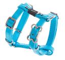 Rogz Lapz Hundegeschirr Luna Größe S: Halsumfang 25 - 42 cm, Brustumfang 28 - 47 cm, blau