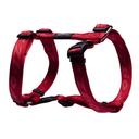 Rogz Alpinist H-Geschirr für Hunde Kilimanjaro Gr. S: Halsumfang 20 - 24 cm, Brustumfang 23 - 37 cm, rot