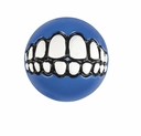 ROGZ Grinz Ball für Hunde 4,9cm Ø royal-blau