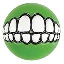 ROGZ Grinz Ball für Hunde 4,9cm Ø grün