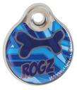 RogZ ID Tag - Adressanhänger L - Navy Zen