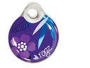 RogZ ID Tag - Adressanhänger S - Purple Forest