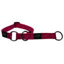 Rogz Alpinist Halsband mit Zugstopp Matterhorn Gr. M: Halsumfang 26 - 40 cm, pink