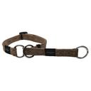 Rogz Alpinist Halsband mit Zugstopp Matterhorn Gr. M: Halsumfang 26 - 40 cm, gold