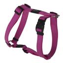 Rogz Utility H-Geschirr für Hunde Nitelife Gr. S: Halsumfang 20 - 34 cm, Brustumfang 23 - 37 cm, pink