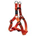 Rogz Utility Step In Geschirr für Hunde Nitelife Gr. S: Halsumfang 20 - 30 cm, Brustumfang 23 - 37 cm, orange