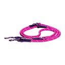 Rogz Rope Hundeleine verstellbar Länge 2 m, Breite 9 mm, pink
