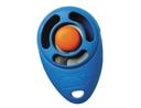 Starmark Pro-Training Clicker blau / rot, Edelstahlklicker