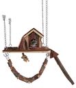 Trixie Hamster Spielplatz zum Einhängen Janne 26 x 22,5 cm