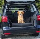 Trixie Kofferraumdecke für Hunde mit Stoßstangenschutz 1,64 x 1,25 m, schwarz