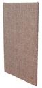 Wand Kratzbrett XL 50 × 70 cm, braun