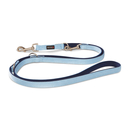 Wolters Hundeleine Professional Comfort L: 200cm x 20mm sky blue/marine